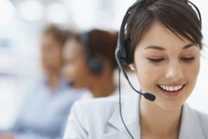 Customer Support for Overseas Contractors and Employees