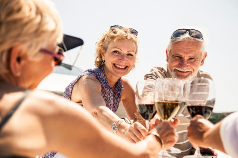 a description of my senior cruise four friends Carnival cruise deals and cruise packages to the most popular destinations find great deals and specials on caribbean, the bahamas, alaska, and mexico cruises.