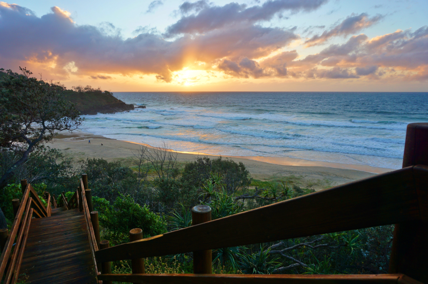 Low Exchange Rate for Travel to Noosa Queensland