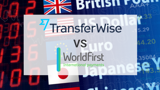 TransferWise vs World First