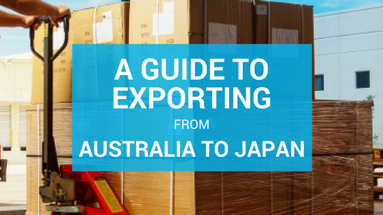 A guide to exporting from Australia to Japan