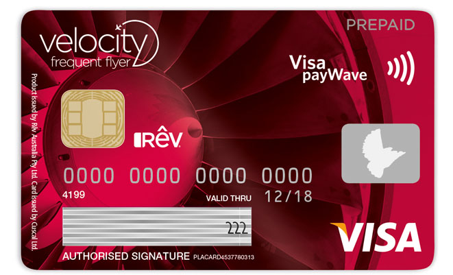 Virgin Velocity Travel Card