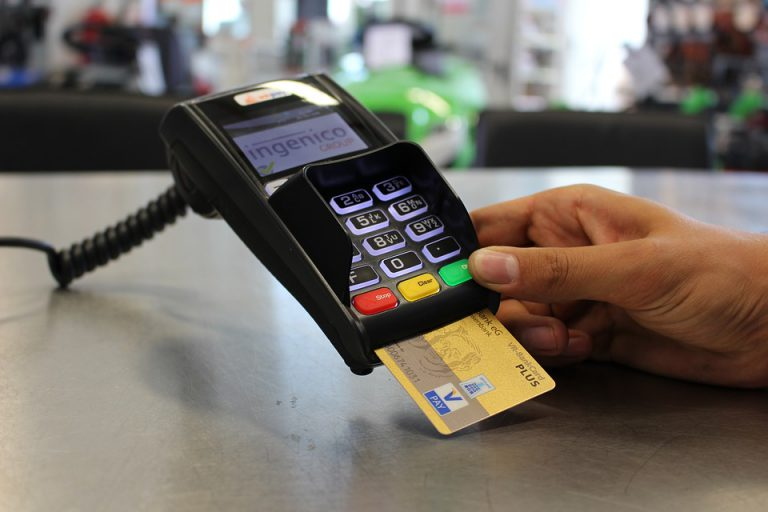 Payment ATM Cashless Credit Card Money