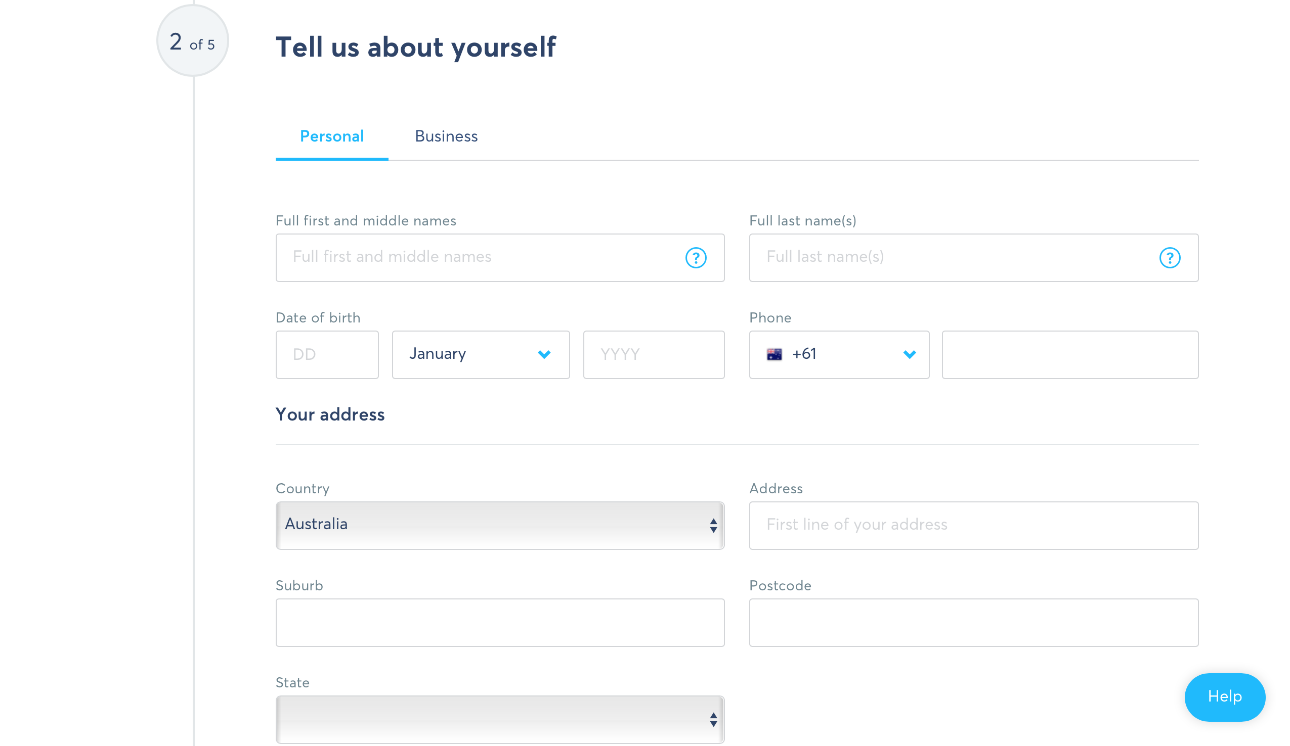 How to send money overseas with TransferWise Step 4