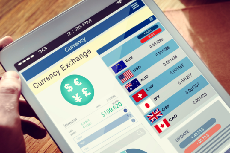 Compare and Find the Best Foreign Currency Accounts