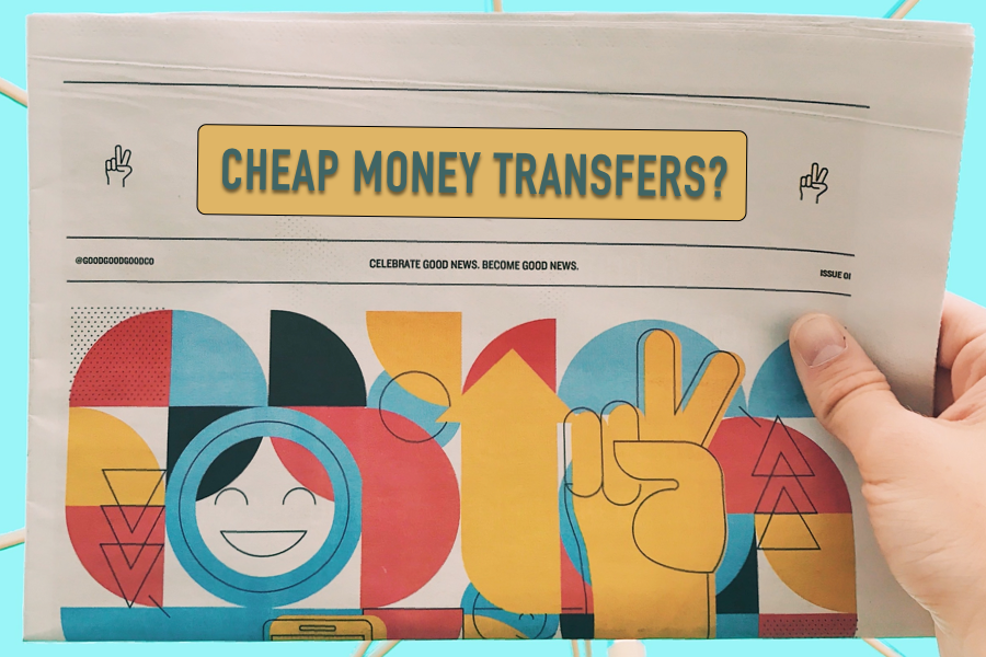 Cheaper ways to transfer money overseas
