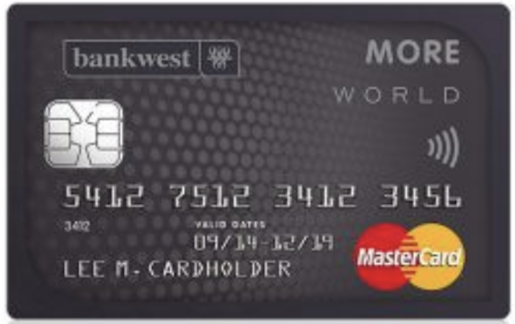 Bankwest More World Credit Card
