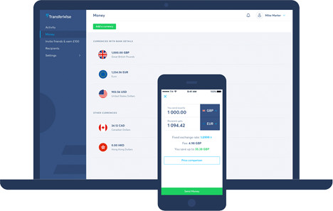 How to Receive Money from Overseas Using TransferWise