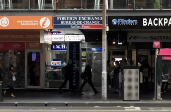 Forex elizabeth street melbourne