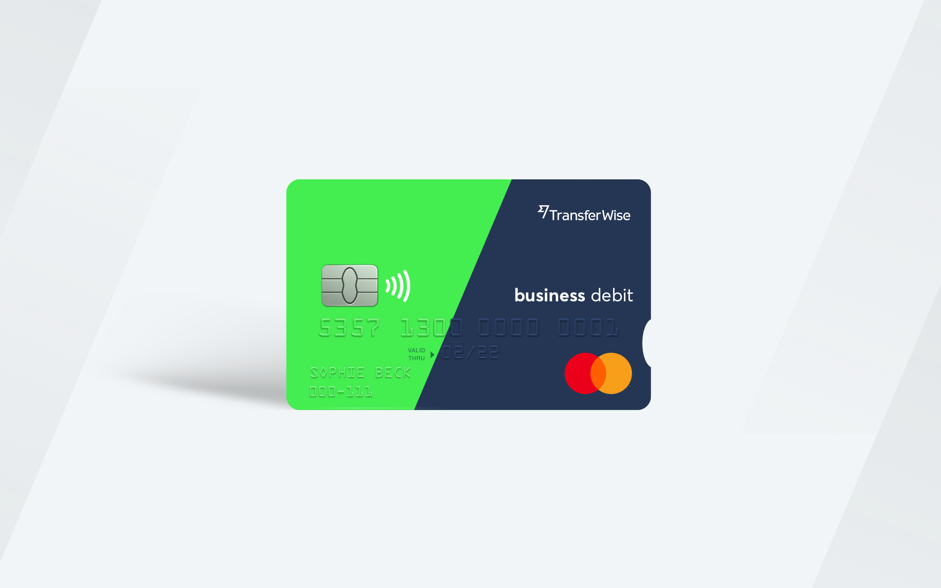 TransferWise Business Card